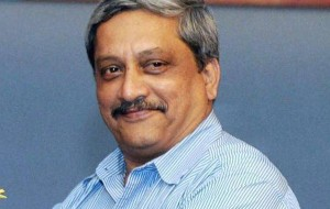 Parrikar leaves for US, logistics deal on anvil