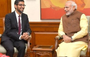 Indian Business Brief: Google CEO, Foreign Investments, Intel Bets on Indian Data Center