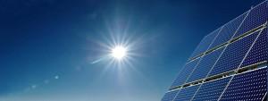 Triton Solar panel