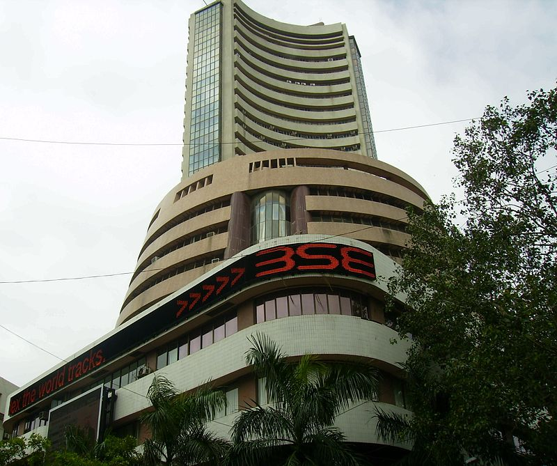 Bombay Stock Exchange-Wikipedia