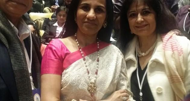 ICICI Bank CEO Chanda Kochhar bullish on India