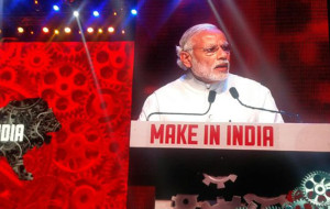 Make in India Week gets $220 billion investment commitment