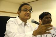 2015 most polarised year after Partition: Chidambaram