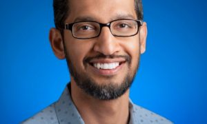 Sundar Pichai predicts AI, cloud computing's future at Google