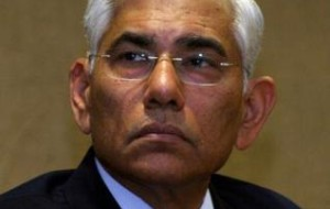 Vinod Rai named chair of Banks Board Bureau