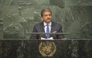 Mahindra: Climate change pact launched; redemption opportunity for business