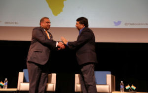 Babson's First India Symposium Draws 250 People, Pitches India as Next Business Destination