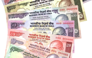 Rupee strengthens to a new two-year high