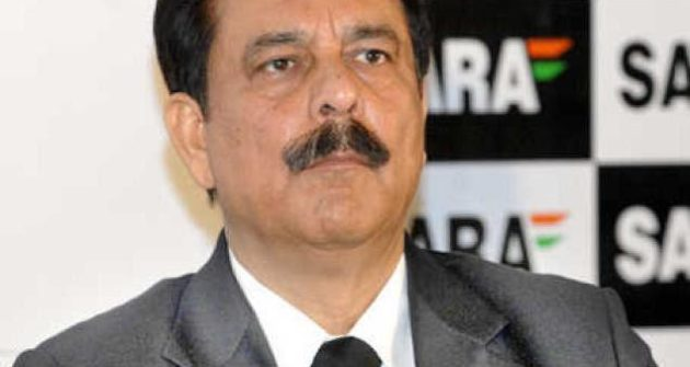 Supreme Court asks Sahara Chief Roy to deposit Rs 1,500 crore