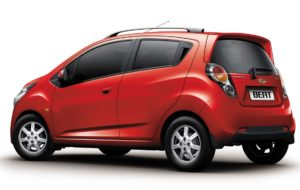 GM India rolls out first Beat for Argentina market