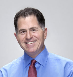 Michael Dell (Photo: Wikipedia)