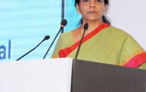 Sitharaman attends India-Canada Annual Ministerial Dialogue