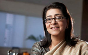 Banker Naina Lal Kidwai: Stress in Indian banking will be short-lived