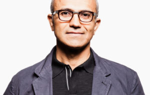 Microsoft's Satya Nadella not nervous of Trump
