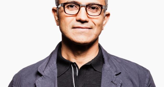 Indian IT Minister Prasad Meets Microsoft CEO Satya Nadella