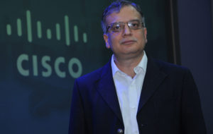 We`re committed to Make in India, nurturing start-ups: Cisco honcho