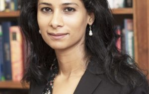 Harvard Professor Gita Gopinath Appointed Financial Advisor to Kerala Chief Minister Pinarayi Vijayan