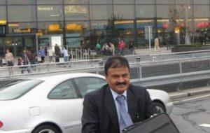 Guruprasad Mohapatra takes over as AAI Chairman