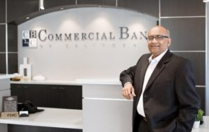 Indian-American Led Commercial Bank of California Establishes New Regional Office in Santa Monica