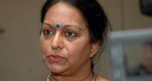 Enforcement Directorate summons Chidambaram's wife in Saradha scam probe