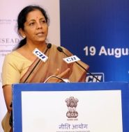 2017 Global Entrepreneurship summit to be held in India: Sitharaman