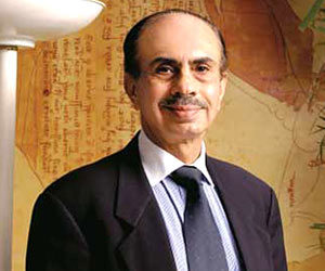 Adi Godrej (Photo: Wikipedia)