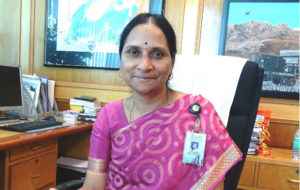 Anandi Ramalingam: the first woman director of Bharat Electronics