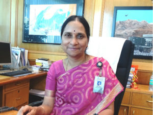 Anandi Ramalingam (Photo courtesy: Business Standard)