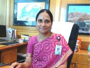 Anandi Ramalingam (Photo courtesy: Business Standard)