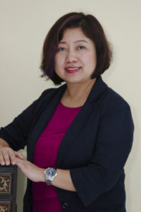 Helena Li, President (Asia, Pacific and Middle East) Trina Solar