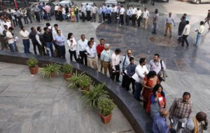 Rejigging 200,000 ATMs may take over a month
