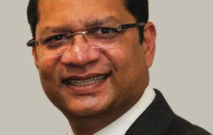 Santhana Krishnan Joins Internet of Things Smart City Company as President