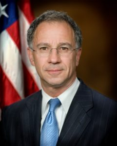 US Attorney Paul J. Fishman