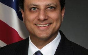Trump to retain high-profile Indian-American prosecutor Preet Bharara