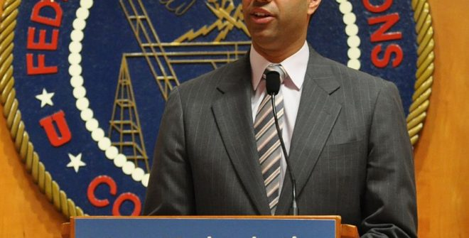 Trump appoints Ajit Pai to head Federal Communications Commission