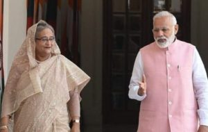 India boosts defense links with Bangladesh, extends $5 billion credit lines
