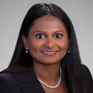 Annapoorni Sankaran Honored With  BU's Silver Shingle Alumni Award