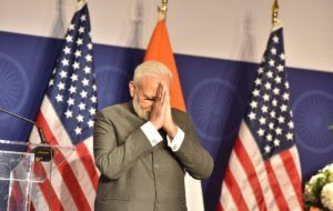 Logic of Indo-US strategic ties unarguable, says Modi