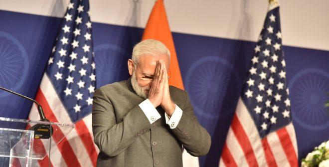 Logic of Indo-US strategic ties unarguable, says Modi
