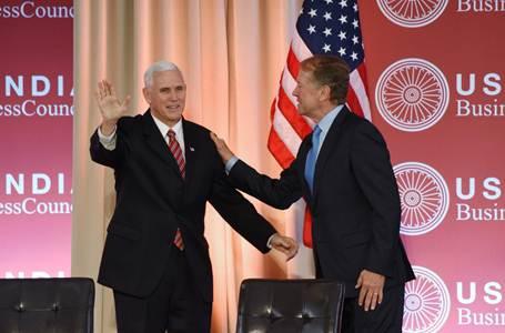 Vice President Mike Pence Speaks on Growing the U.S.-India Partnership at the U.S.-India Business Council's 42nd Annual Leadership Summit