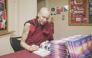 Finance to Freedom: A businesswoman finds salvation in Buddhism