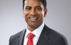 Vasant Narasimhan appointed CEO of pharmaceutical giant Novartis