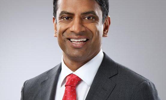 Vasant Narasimhan appointed CEO of pharmaceutical giant Novartis