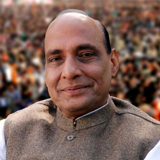 Rajnath Singh Envisions Developing 'Model Villages' With Help from Bill Gates